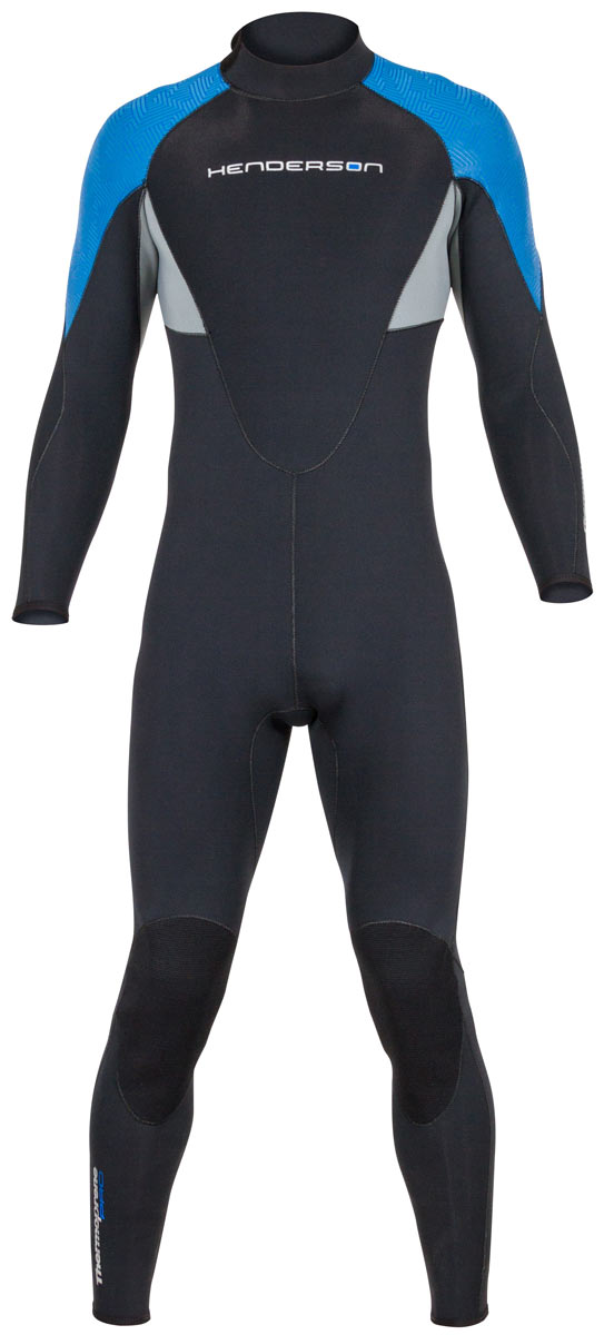 THERMOPRENE PRO MEN'S BACK ZIP JUMPSUIT