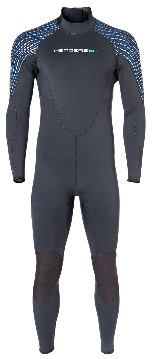 MEN'S GREENPRENE BACK ZIP FULLSUIT