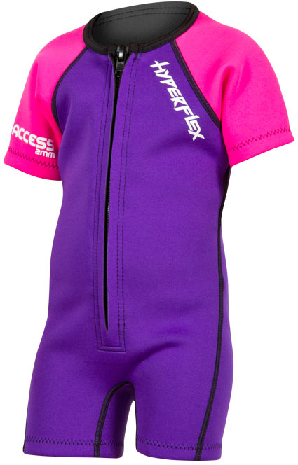 ACCESS CHILD'S FRONTZIP SPRINGSUIT