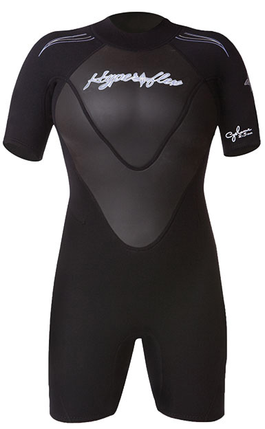 CYCLONE 2.5MM WOMEN'S SPRINGSUIT