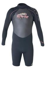 CYCLONE 2MM LONG SLEEVE SPRINGSUIT