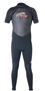 CYCLONE 2MM SHORT SLEEVE FULLSUIT