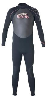 CYCLONE 3/2MM GBS FULLSUIT